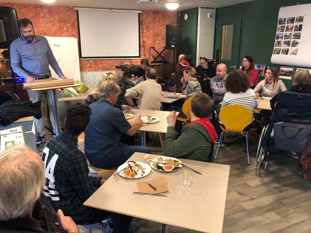 Workshop Openbare Ruimte in de jongerenhuisvesting van SET