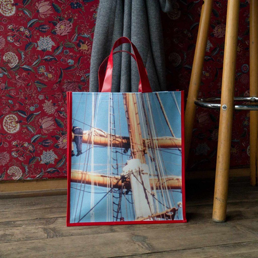 Naaiattelier Tex Amsterdam IJburg, leer naaien en maak je eigen tas.