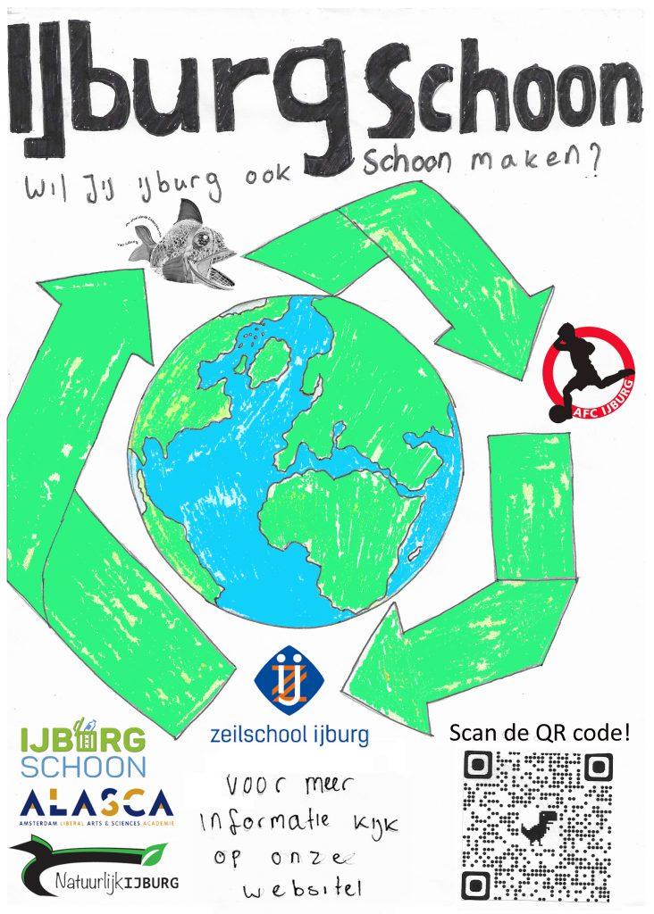 Poster leerlingen ALASCA